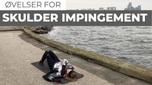 Øvelser for skulder impingement